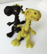 Малыши-дракончики