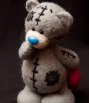 Влюбленный мишка мастера Эльтара