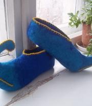 Скороходы синие