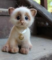 Котенок... :)