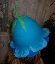 Банная шляпка