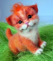 Котёнок Сеня