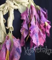 Арт  шарф