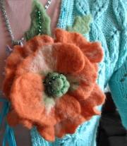 цветок полевого мака
