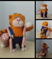 Кот из Кеши мастера Дарья