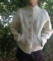 Курточка валяная