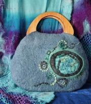 Сумочка Голубая лагуна