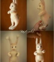А вот кому зайца?