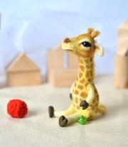 Жирафчик Тоша