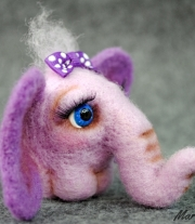 Слоняшка Молли
