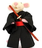 Мышь Самурай