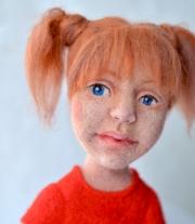 Куколка - валяшка