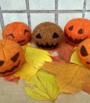 Хэллоуинские тыковки