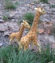 Жирафики мастера Ольга