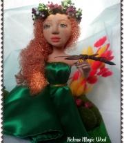 Богиня весны Леля