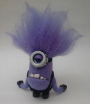 Миньон фиолетовый (Гадкий Я)