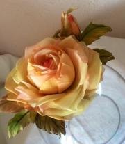 Аврора - цветы из шелка