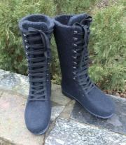 ботинки валяные женские