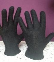 Мужские перчатки мастера Мелания