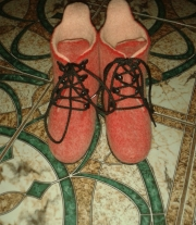 Валеные ботинки