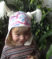 Детская шапочка мастера Мелания