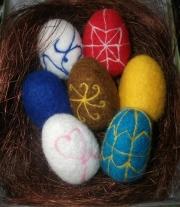 Пасхальные яйца: пысанки, крашанки и пасочки
