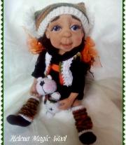 Мариса. Шарнирная кукла