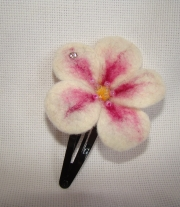 заколка ,цветочек
