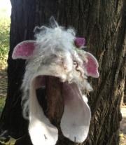 Детская валяная шапочка «Літо назавжди»
