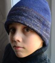 Шапочка для мальчика мастера Кущенко Елена