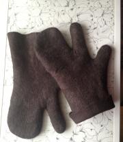 Мужские рукавицы