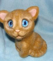 Котёнок Кузя