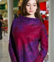 Войлочный свитерок