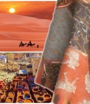 Палантин *Марокко*