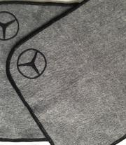 коврики сидушки в авто Мерседес