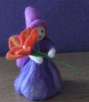 Цветочная фея Флора
