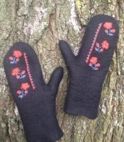 Женские рукавички