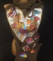 Бактус и рукавички мастера Мелания