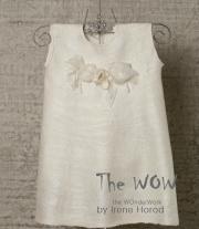 Шелковое платье для юной леди