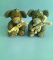 Игрушка мишка Тедди.