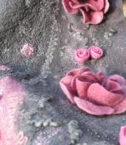 Палантин ′Пепел роз′