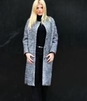 Пальто валеное оверсайз