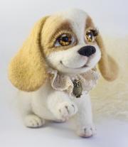Бигль щенок Ева