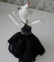 Крыска балерина
