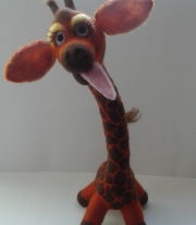 Жирафик Пятнышко