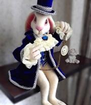 Белый кролик . Алиса в стране чудес