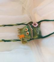 Сумочка Лягушка