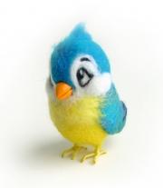 Птичка из
