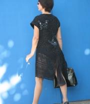 Платье Туника ′Лунные бабочки′
