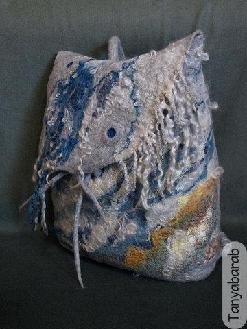 Рюкзак сумка мастер класс